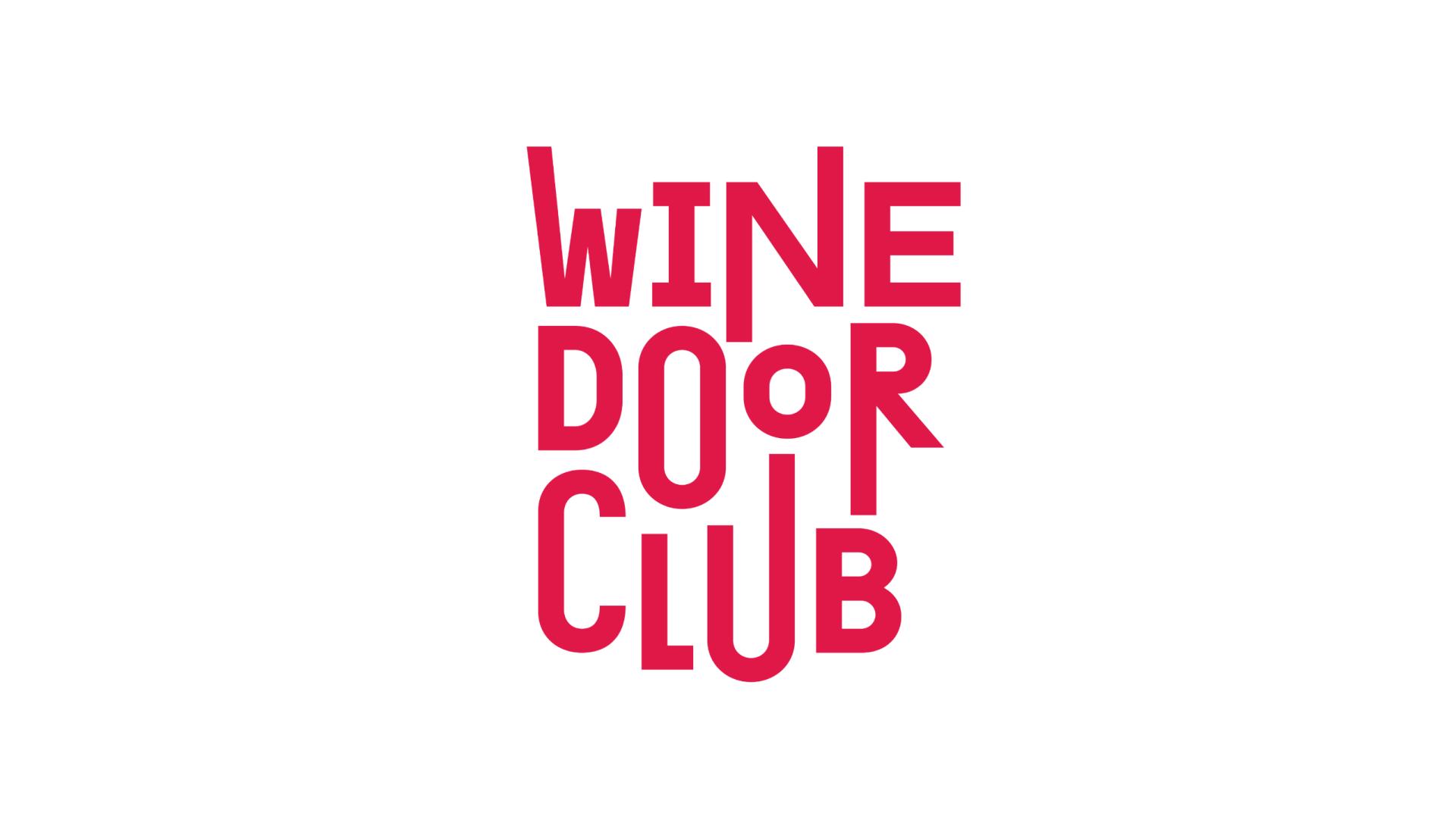 Wine Door Club projekt logo