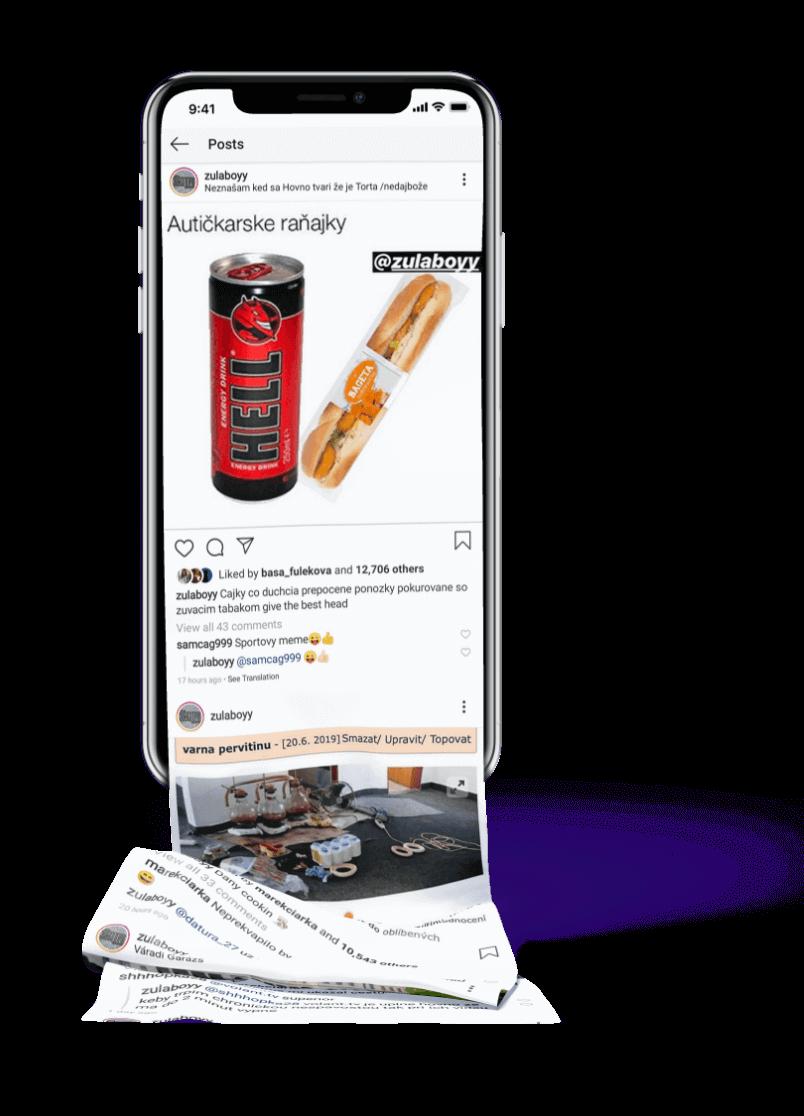 Innovations meme marketing mobil