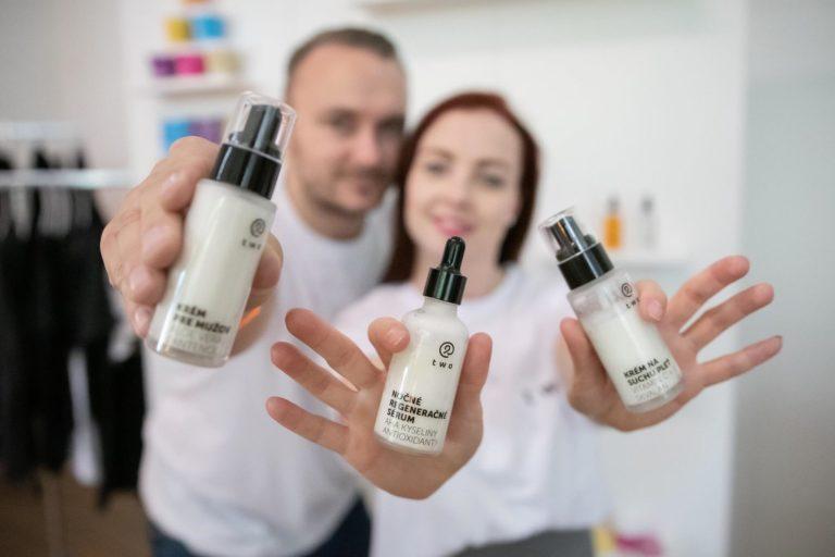 Podpora predaja naturálnej kozmetiky Two
