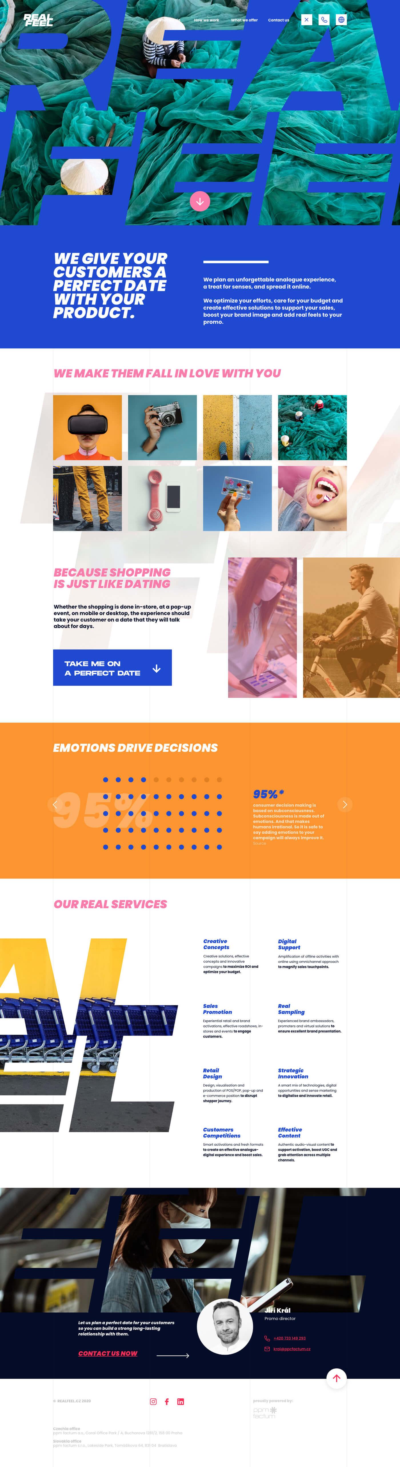 realfeel webdesign