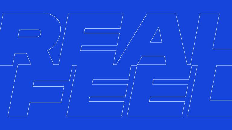 Brand identita pre FMCG agentúru REALFEEL